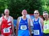 Läufer des SV Dodenhausen: Nr. 101 Peter Hecker, Nr. 153 Mike Schwarz und Nr. 100 Ernst-Ludwig Engelmohr