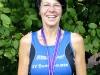 6. Platz in der AK W50: Ulrike Ruhwedel