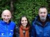 1x Gold und 2x Bronze (Bernd Mehring, Carmella Wege und Gerhard Spiel)