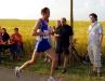 10000m: Gesamtsieger und Altersklassensieger M45 Herbert Wilke