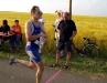 10000m: Gesamtdritter und Altersklassensieger M40 Ralf Paulus mit persönlicher Bestzeit dank der Laufsonnenbrille