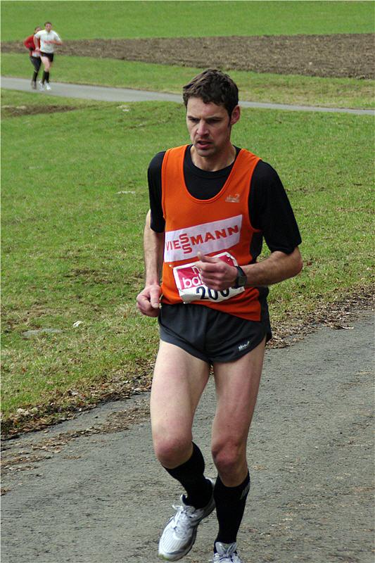 Thomas Hasenauer (200) Gesamtsieger 13,7km