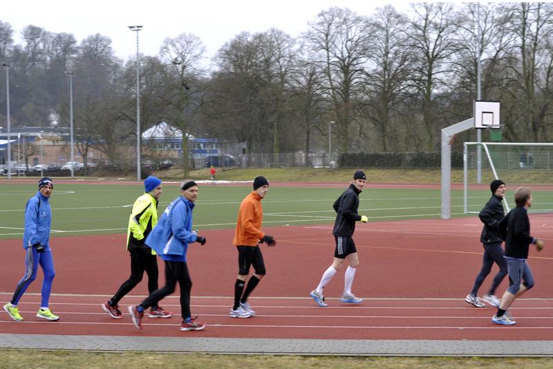 Trainingslager in marburg leichtathletik sv blau wei for Stadtallendorf schwimmbad