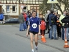 Joachim Peters läuft zur Startaufstellung