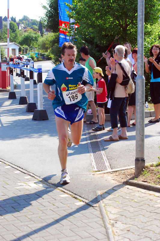 Läufer des SV Dodenhausen: Nr. 195 Heinrich Ochs