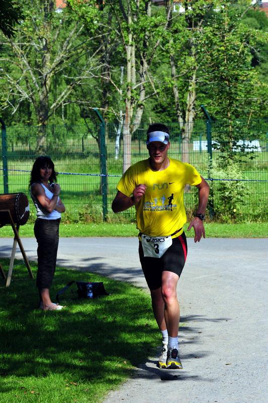 Halbmarathon: Andre Stiebig
