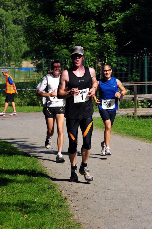Halbmarathon: Thomas Röhle