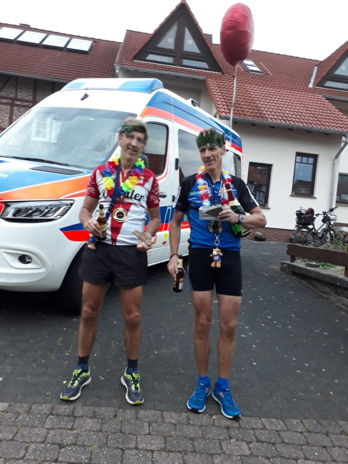 Uwe und Ralf