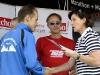 2. und 3. Platz in der AK M40: Horst Wiegand (nicht im Bild) und Ralf Paulus