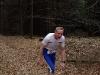 Am Jeust: Peter Groß (466) Gesamtsieger 26,2km